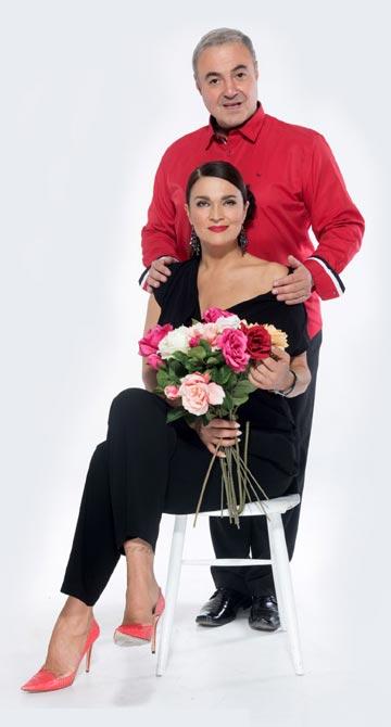 Mahulena Bočanová a Martin Zounar, divadelní společnost Háta
